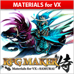 Materials for VX: SAMURAI
