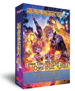 RPG Maker VX Ace Boxed