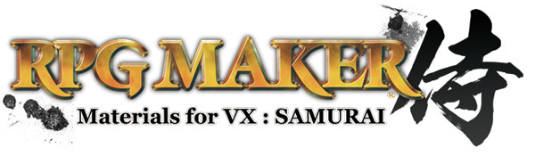 RPG Maker VX Samurai Materials