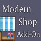 Modern Shop Add-On