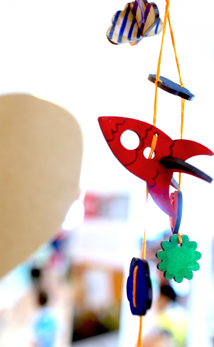 FabKids! Make Your Own: Rocket Universe (13 Nov)