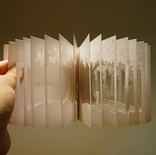 "Photo of ""360°book""snow white"""""