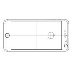 "Thumbnail of ""iPhone 6 Plus Mockup 3D Data"""