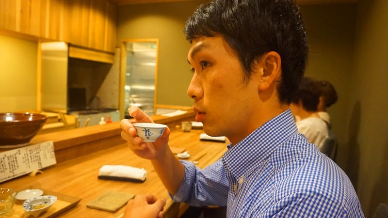 How do you tell the perfect sake to go with Japanese food?