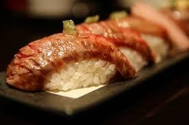 特選炙り寿司懇親会@同志社店