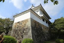 <p>姫路城西の丸の化粧櫓。<br>千姫が休憩所として使ったために、化粧櫓という名前になったのだという。</p>