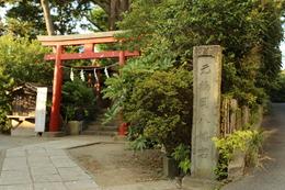 【源頼朝】鶴岡八幡宮の前身の元八幡宮(由比若宮)。<br>由比若宮は、源頼義が源氏の氏神である石清水八幡宮を勧請し、祀った。鎌倉入りした源頼朝は、最初にこの地に訪れたという。それだけ、由比若宮は源氏にとって、重要な神社だったのだろう。その後、現在の鶴岡八幡宮の位置に移された。<br>鎌倉幕府黎明期の話である。