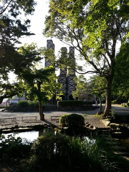 【江川太郎左衛門(江川英龍)】韮山反射炉。<br><br>幕末、江川太郎左衛門英龍が手がけ、息子の英敏が完成させた。<br>韮山反射炉では、西洋式大砲が鋳造され、品川台場に28門配備されたという。<br>http://www.city.izunokuni.shizuoka.jp/bunka_bunkazai/manabi/bunkazai/hansyaro/