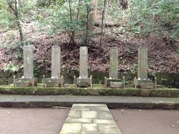【早雲寺】北条五代の墓
