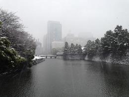 【江戸城】竹橋門から平川門を撮影。