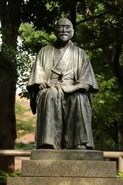 【高橋是清】2・26事件において、赤坂の自宅で暗殺された高橋是清翁。 齢83歳であったという。 是清邸は、現在、高橋是清翁記念公園として公開されている。