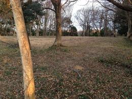 【松山城】曲輪四、なかなか広い。