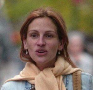 ジュリア・ロバーツってそんなに美人ですか?