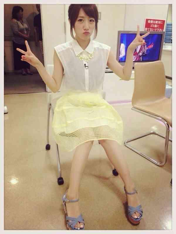 AKB48高橋みなみ激ヤセ報道に「そんなことないんですよ。食べてるんですけどね全然」