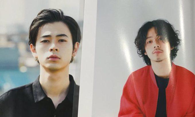 成田凌の髪型変遷