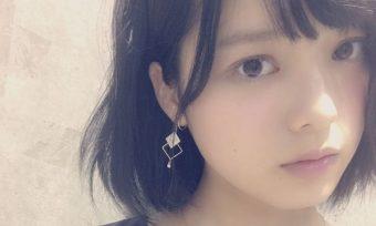 欅坂46・平手友梨奈のメイクが可愛い!ポイントは太眉と青みチーク?