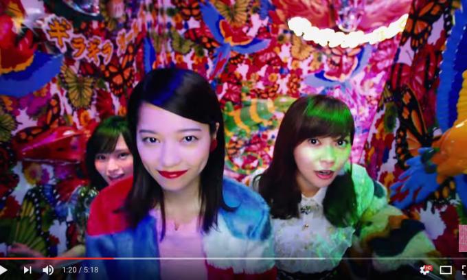 ぱるるAKB卒業曲『ハイテンション』のMVがおしゃれと話題!赤リップとセミナチュラルアイでトレンド感満載♡