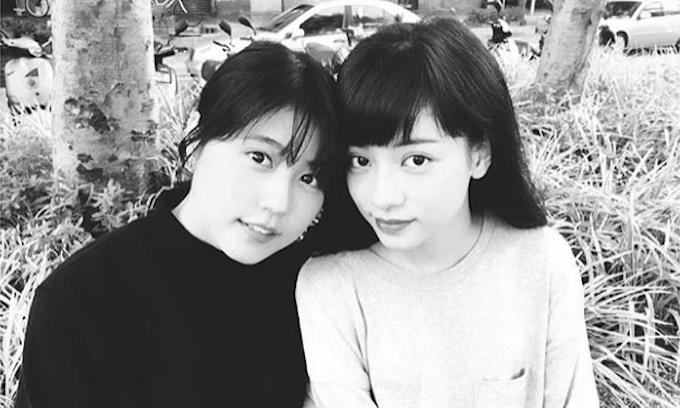 有村架純&ピピ(姚愛寗) 日台美女2ショットにファン歓喜