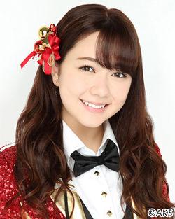 HKT48チームKIVに所属する村重杏奈。山口県出身。
