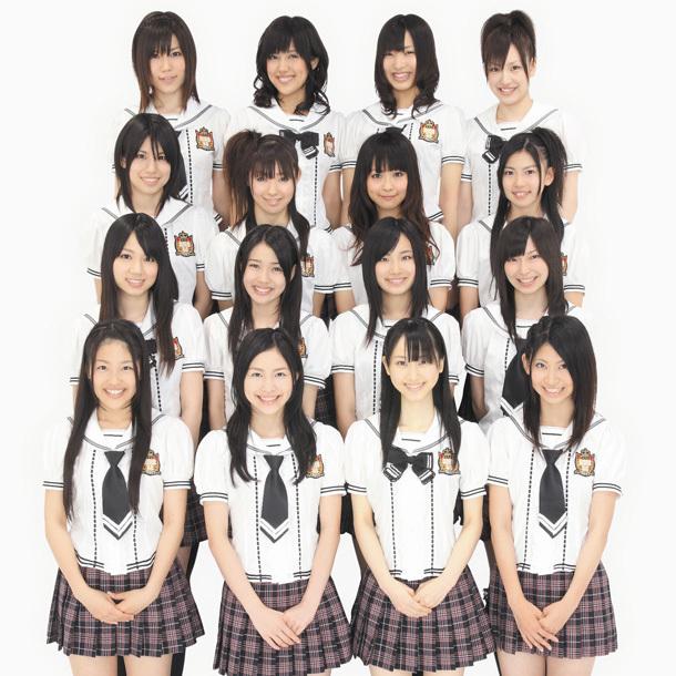 SKE48 1stシングル「強き者よ」