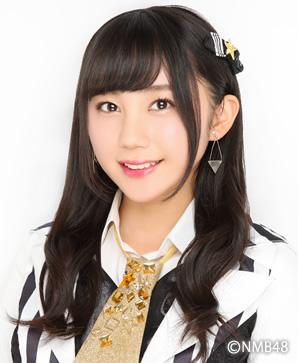 NMB48 チームBⅡに所属する薮下柊。