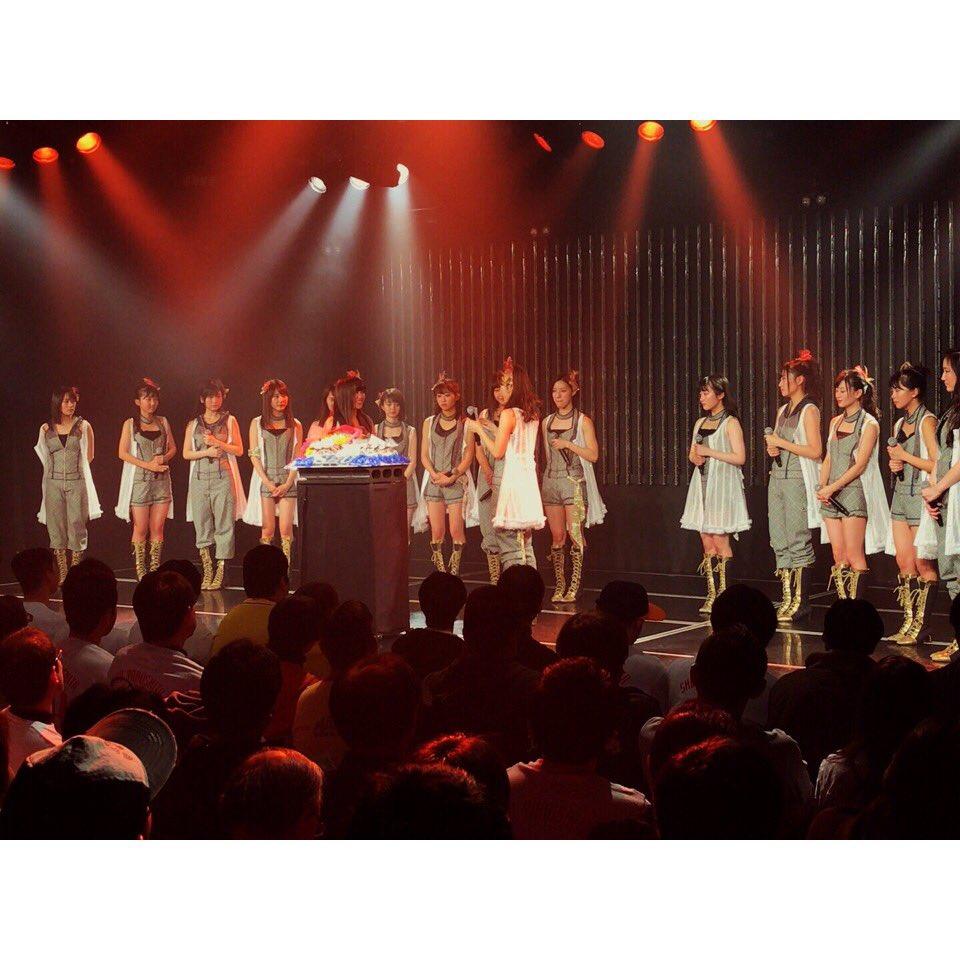 NMB48薮下柊がグループ卒業と芸能界引退を電撃発表したチームBⅡの「逆上がり」公演