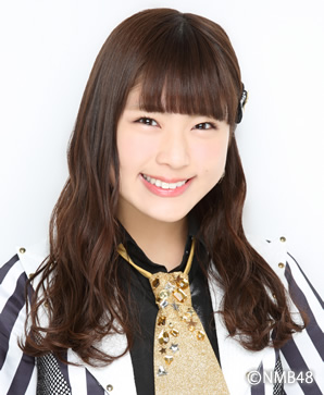 兼任NMB48 teamBII与AKB48 team4的涉谷凪咲。在猜拳大赛中获得第四名。