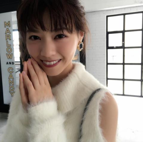 时尚杂志「non-no」1月号的西野七瀬