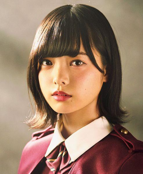 欅坂46的平手友梨奈。