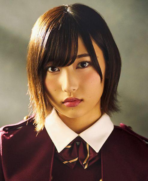 欅坂46的志田爱佳
