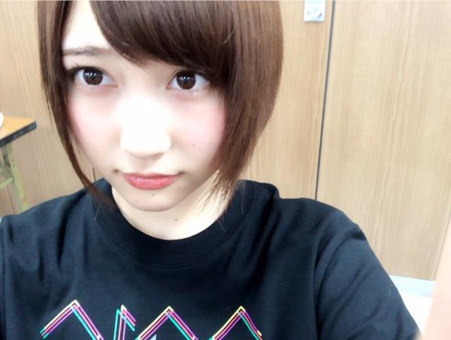 喜歡自然妝的志田愛佳
