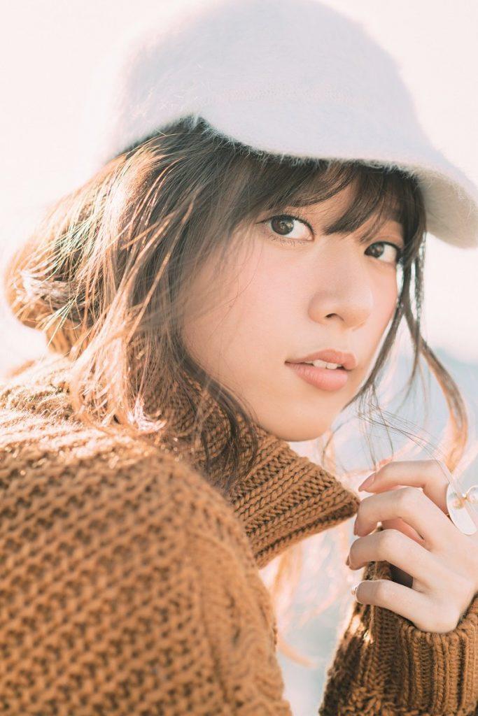 乃木坂46橋本奈奈未 2nd寫真集 在演藝圈最後的作品