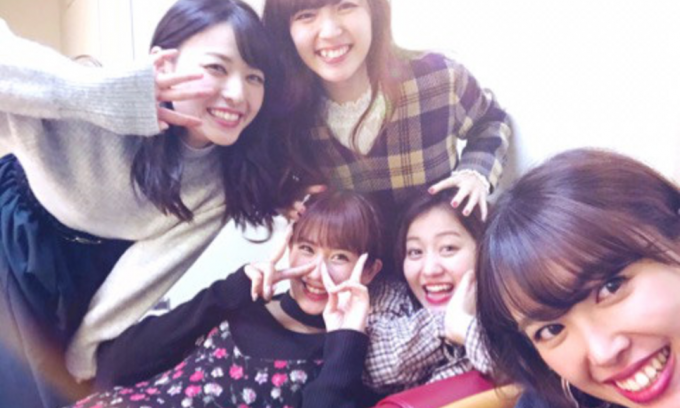 ℃-ute Official Blogより