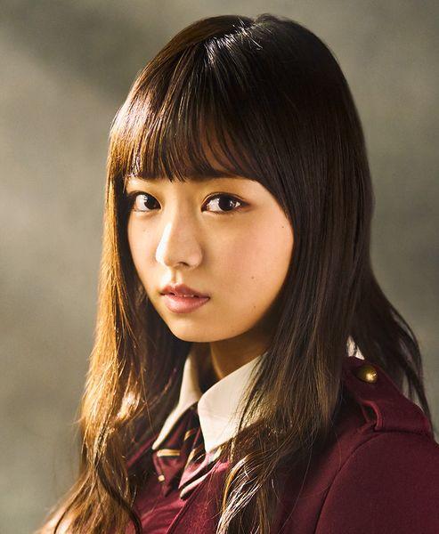 欅坂46成员的今泉佑唯。