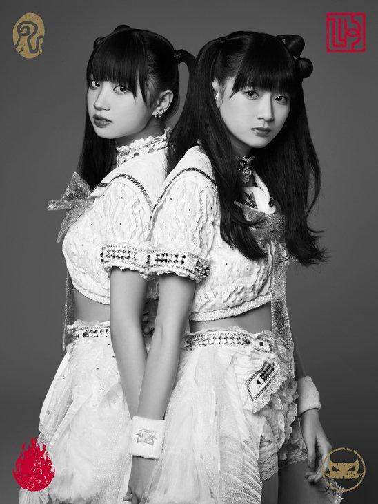 黒宮れいと金子理江の2人組アイドルユニット・The Idol Formerly Known As LADYBABY。欧米を中心とした海外でも絶大な支持を集めており、日本のポップカルチャーの担い手として注目される。