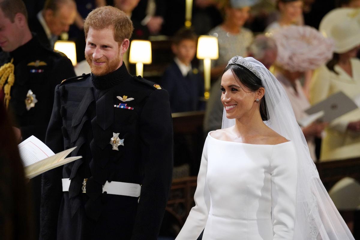 メーガン妃 結婚式 メイク