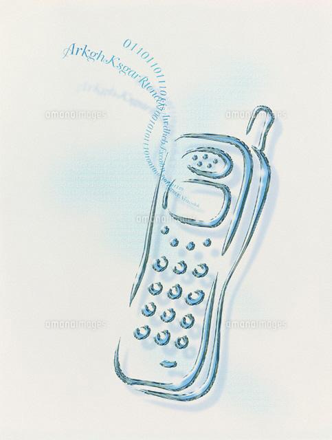 携帯電話 (c)HIROSHI YAGI/orion