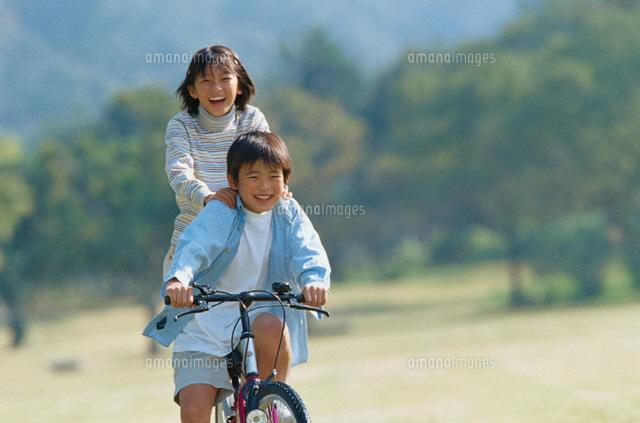 自転車の 自転車 登録 料金 : 自転車に2人乗りする日本人の ...