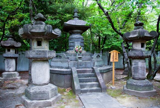 増上寺徳川将軍家墓所の十二代