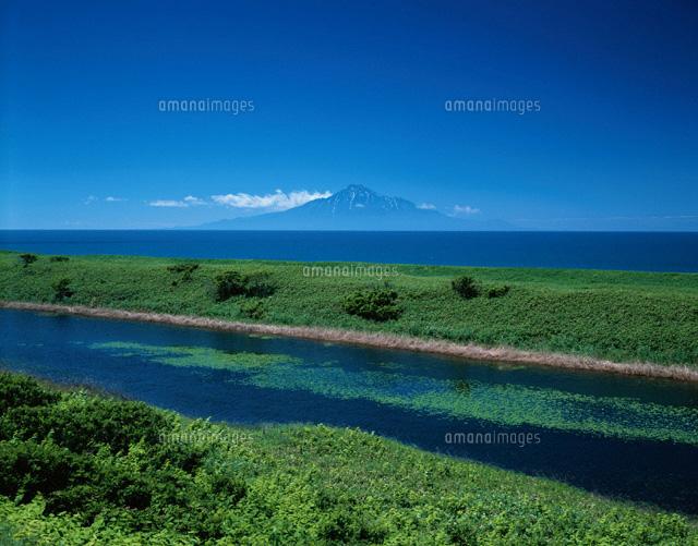利尻島とサロベツ原野 北海道[01...