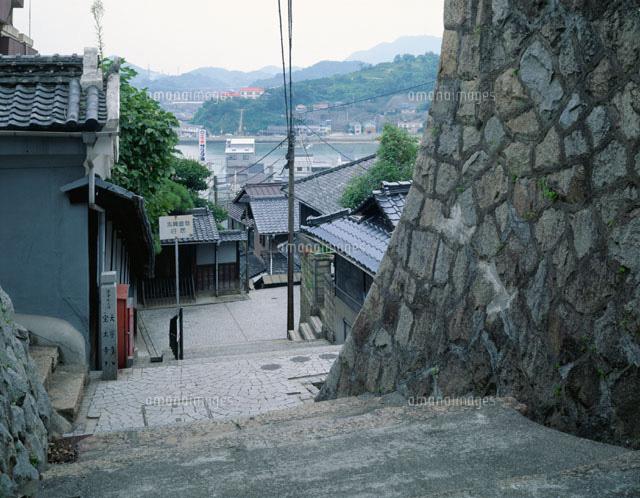 町並み 尾道市 広島県[01807002750]| 写真素材・ストックフォト ...