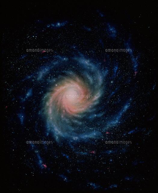 渦状星雲[01808004833]  写真素...