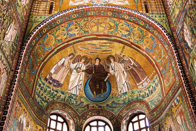 サン・ヴィターレ聖堂の画像 p1_32