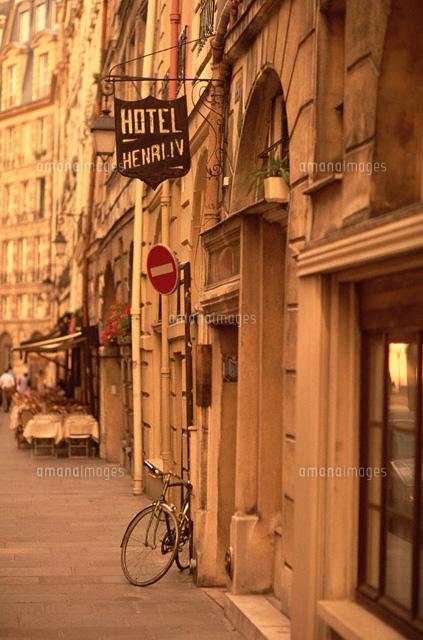 パリの街角[01984000633]| 写真 ...