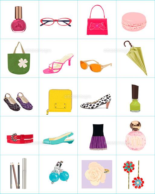 ファッション小物[02413000039]| 写真素材・ストックフォト・イラスト素材|アマナイメージズ