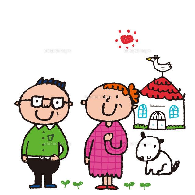 老後の安心な夫婦 (c)Koichirou Uchida