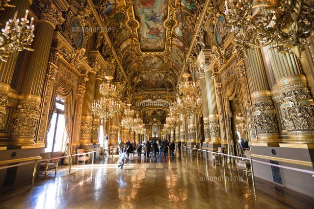 Grand Foyer Xl : Grand foyer,opera national de paris,palais garnier