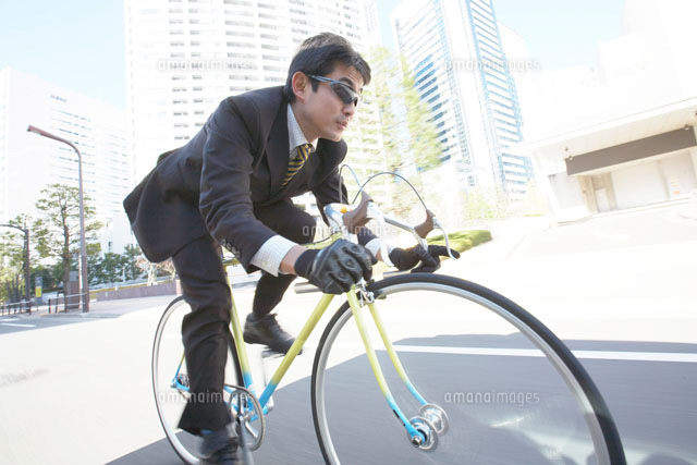 ... 都内に自転車レーンを整備♪