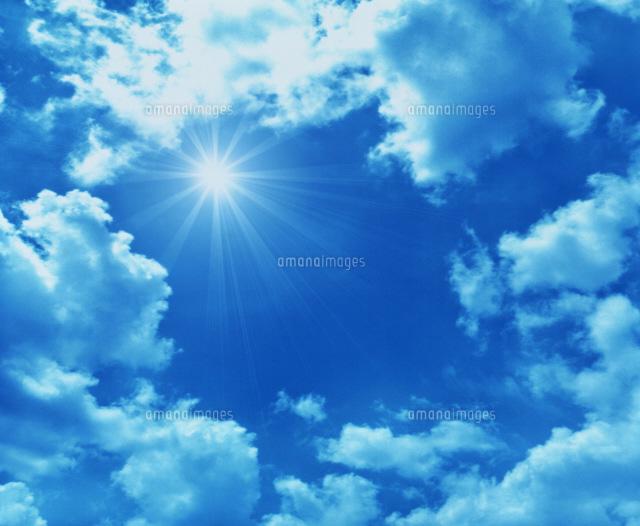太陽と空[22276002341]| 写真素材 ... : 数の表し方 : すべての講義