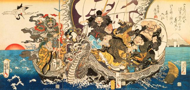 七福神宝船 (c)JAPACK/orion